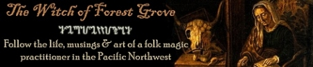 The Witch of Forest Grove